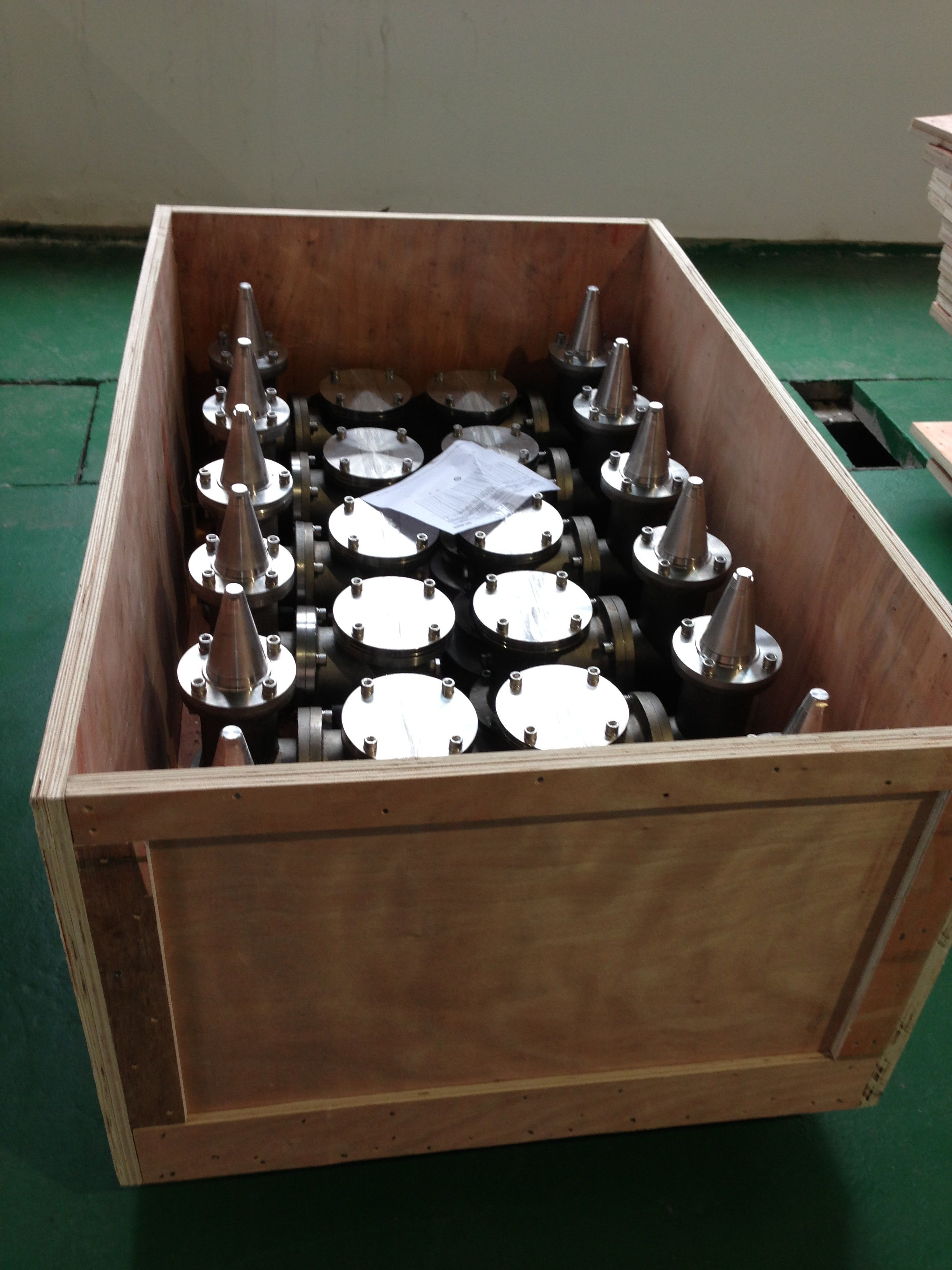 PV valves delivered in only 3 weeks time IMG 0275 e1397401299946