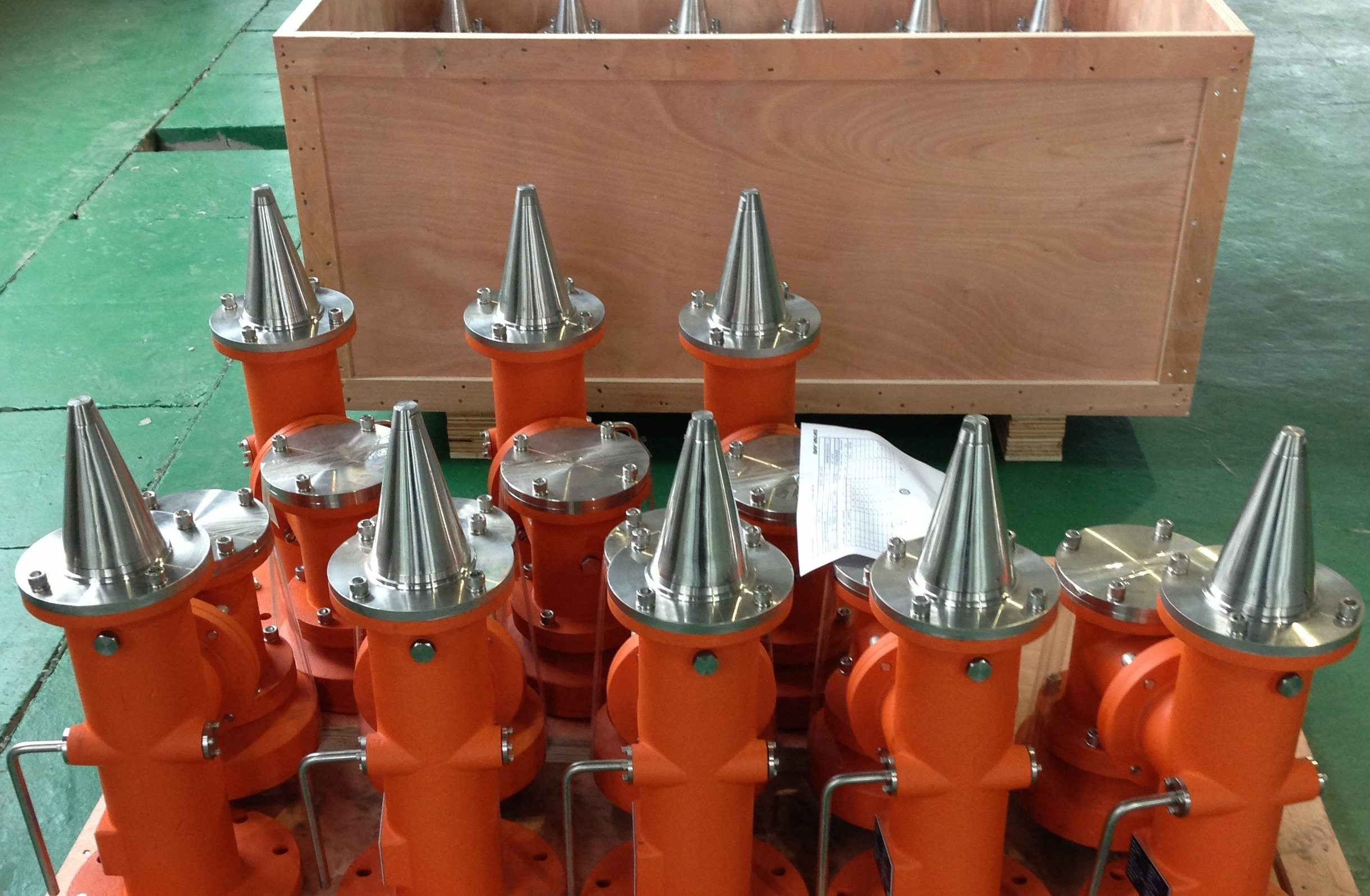 PV valves delivered in only 3 weeks time IMG 0278 e1495546923686