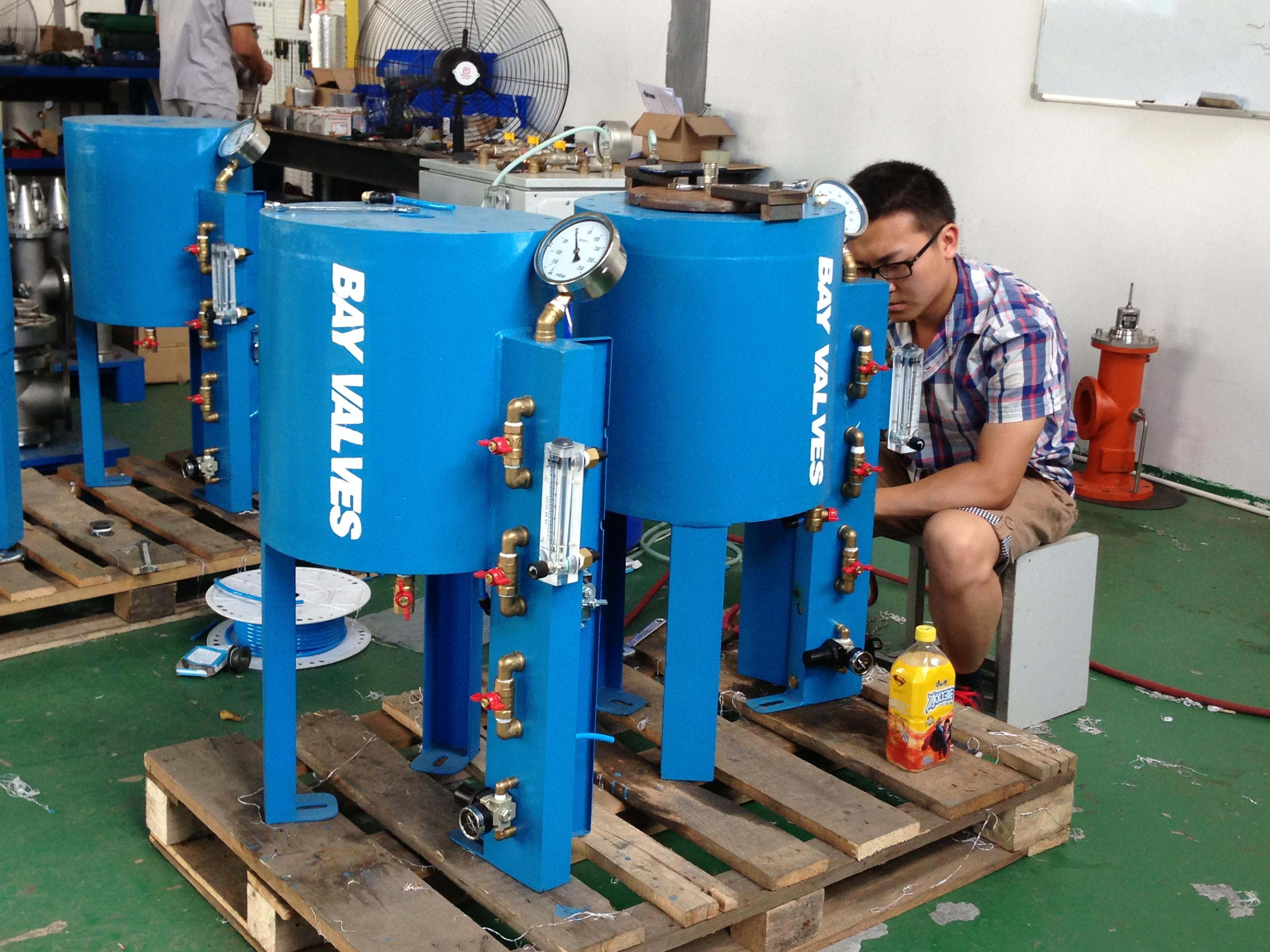 PV valves delivered in only 3 weeks time IMG 0372