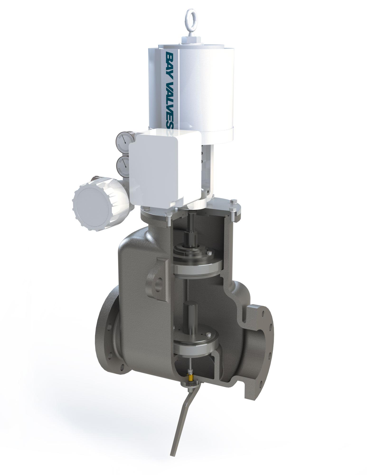 [object object] Supersat 70168 Pressure vacuum pilot valve assembled Product image 1